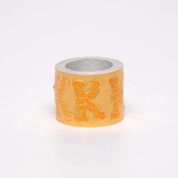 Etiqueta Adesiva Coroa 200pc K