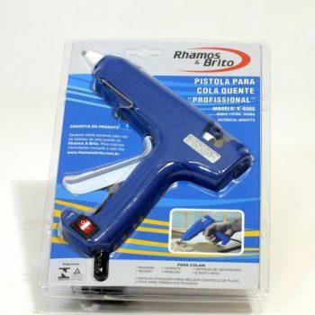 Ferramenta Pistola P/ Cola Profissional Grande 60w 1pc Color