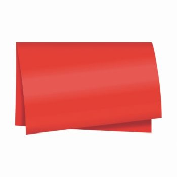 Poli Sujinho Liso 49cmx69cm 50fls Vermelho