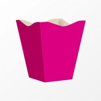 Cachepot Vintage Liso Promoção Grande 10pc Pink