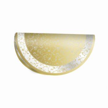 Poli Redondo Flora 48 50fls Ouro