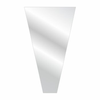 Manga Cone 50cmx30cmx08cm 50pc Incolor