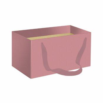 Caixa Kit Lisa 20cmx12cmx10cm 1pç Rosê