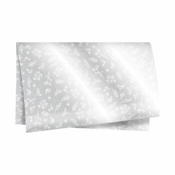 Poli Nature 49cmx69cm 50fls Incolor/Branco
